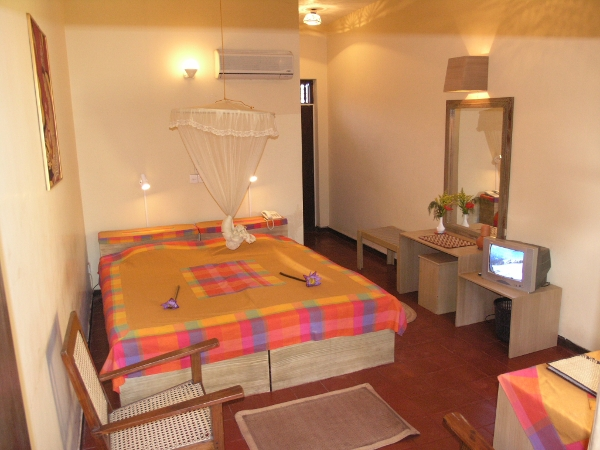 Hotel Sri Gemunu - rooms